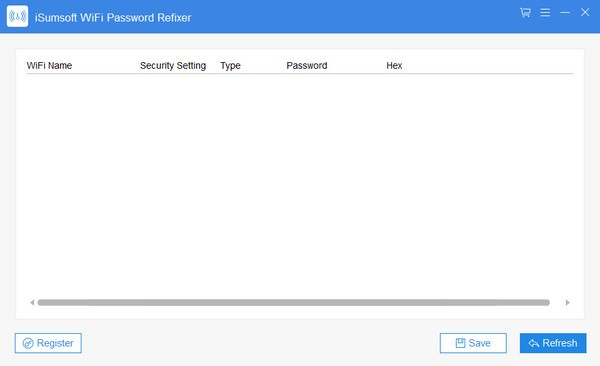 iSumsoft WiFi Password Refixer(Wifi密码恢复软件)